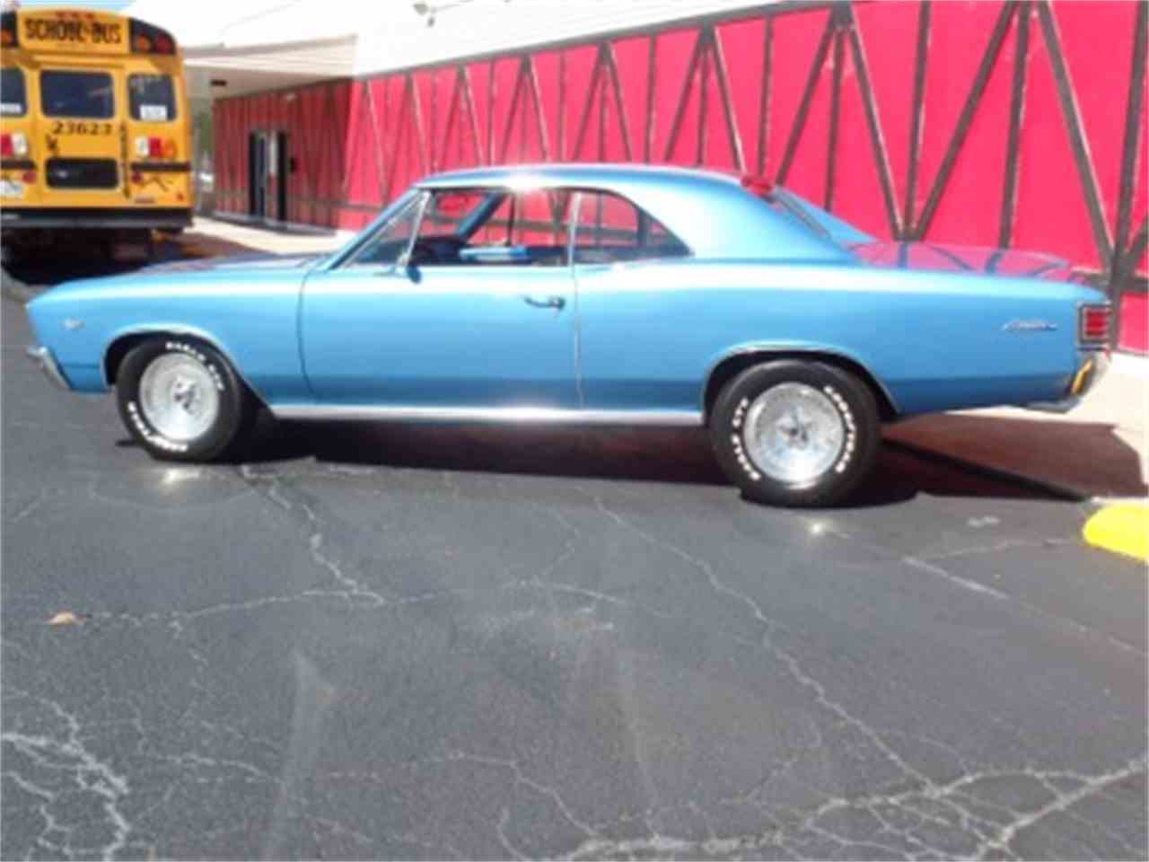CHEVELLE FOR SALE Gateway Classic Cars 1967 chevelle pictures and videos