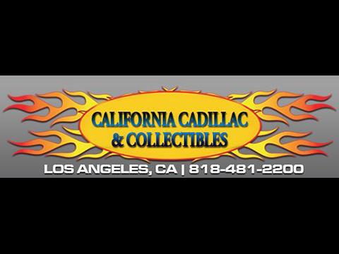 California Cadillac And Collectibles