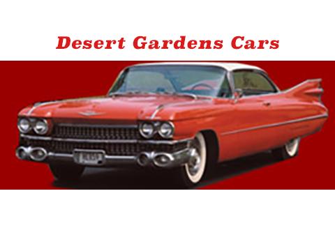 Desert Gardens Classic Cars