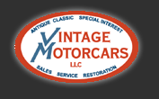 Vintage Motorcars LLC Connecticut