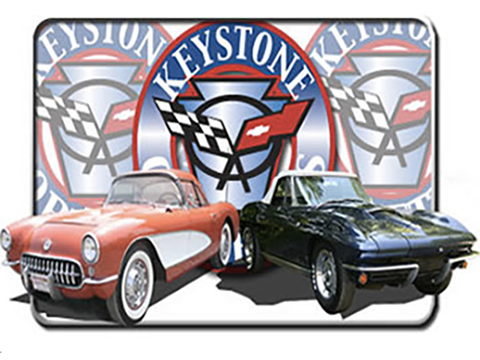 Keystone Corvettes
