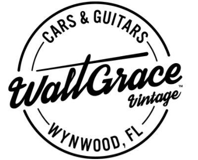 Walt Grace Vintage