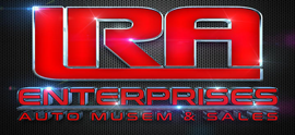 L.R.A. Enterprises Auto Museum & Sales