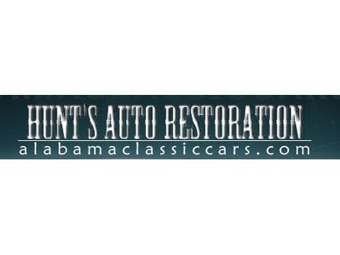 Hunt's Auto Restoration