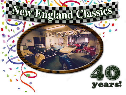 The New England Classic Car Co.