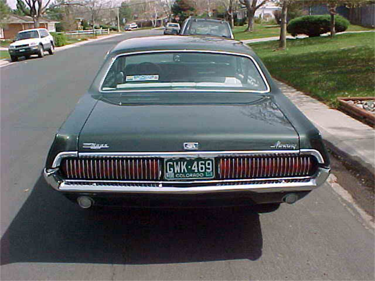 Large Picture of '68 Cougar - 5US