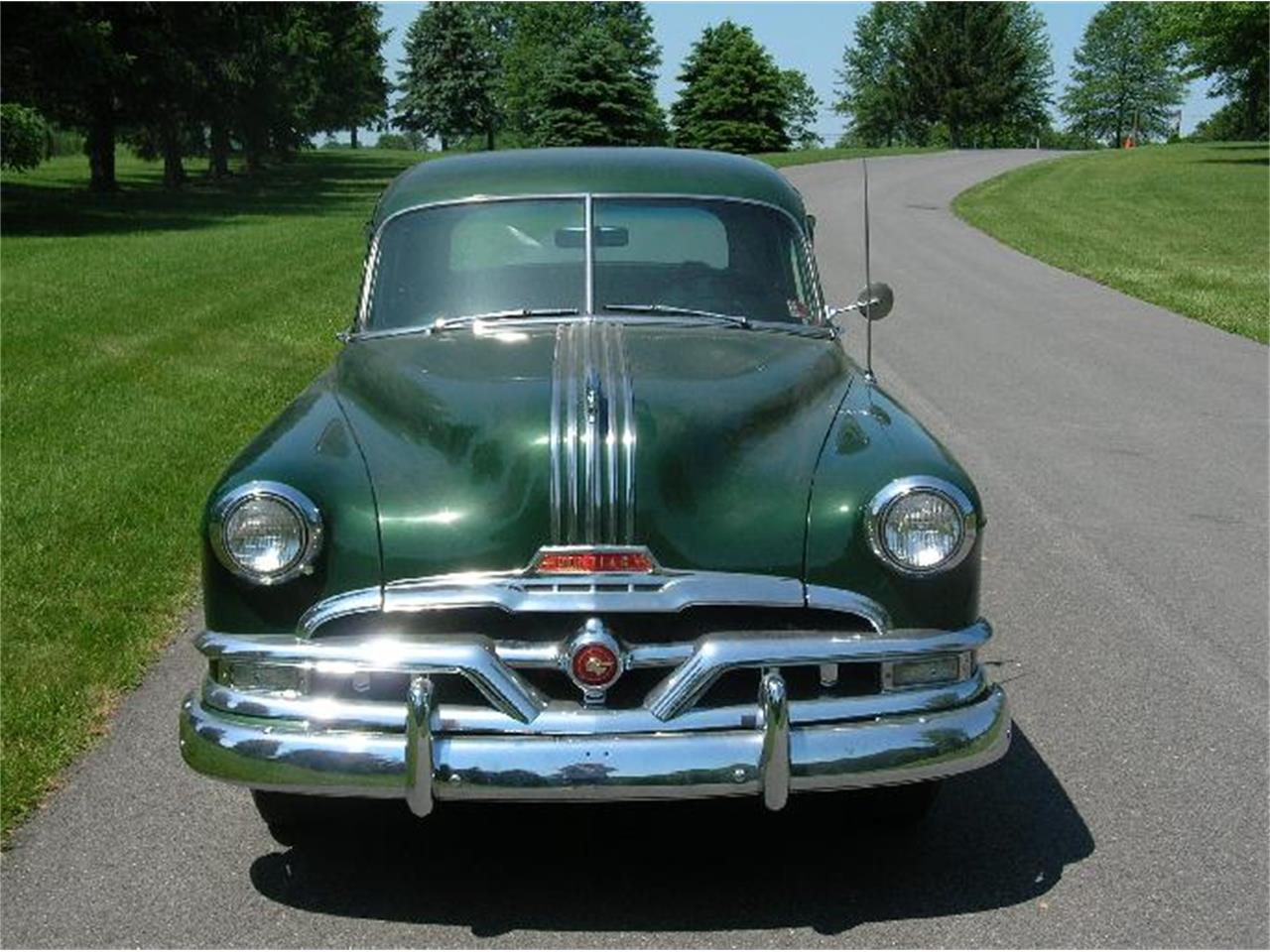 Large Picture of '50 Chieftain - 71W