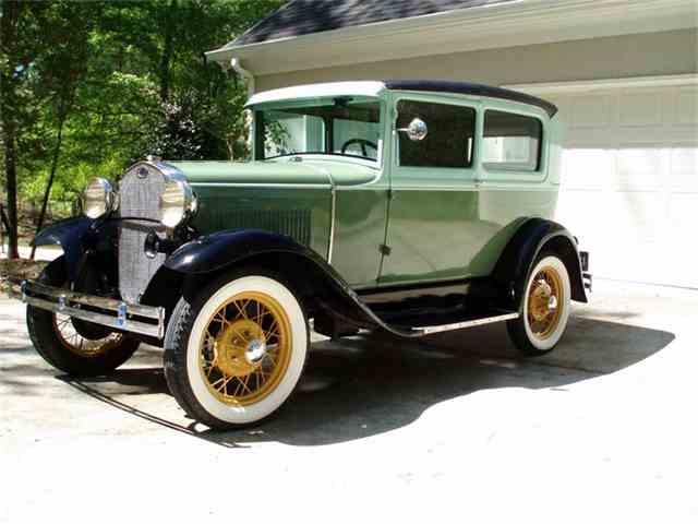 Picture of Classic '30 Model A - AZW