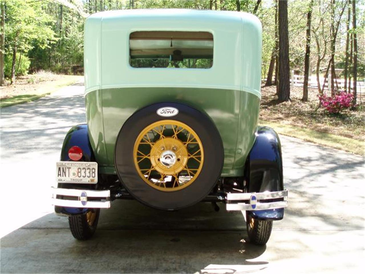 Large Picture of '30 Ford Model A Offered by a Private Seller - AZW