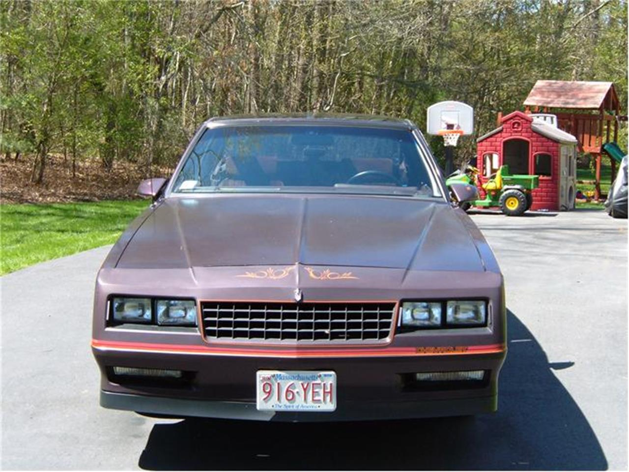 Large Picture of '86 Monte Carlo SS - B5R