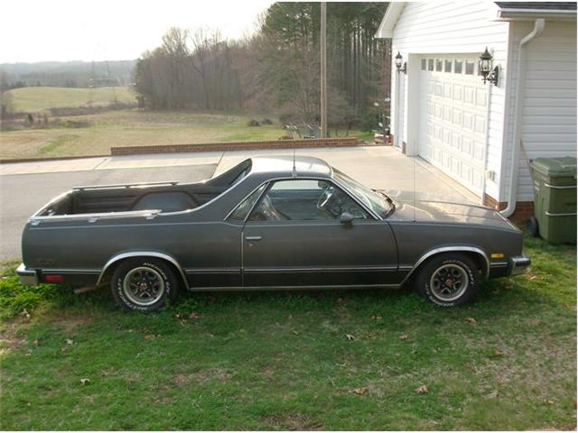 Picture of 1985 Chevrolet El Camino Offered by a Private Seller - 2COF
