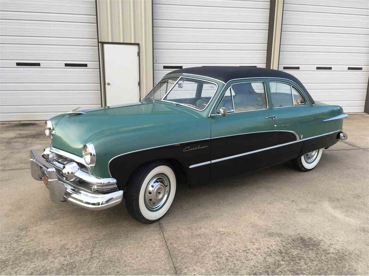 1951 Ford Crestliner For Sale
