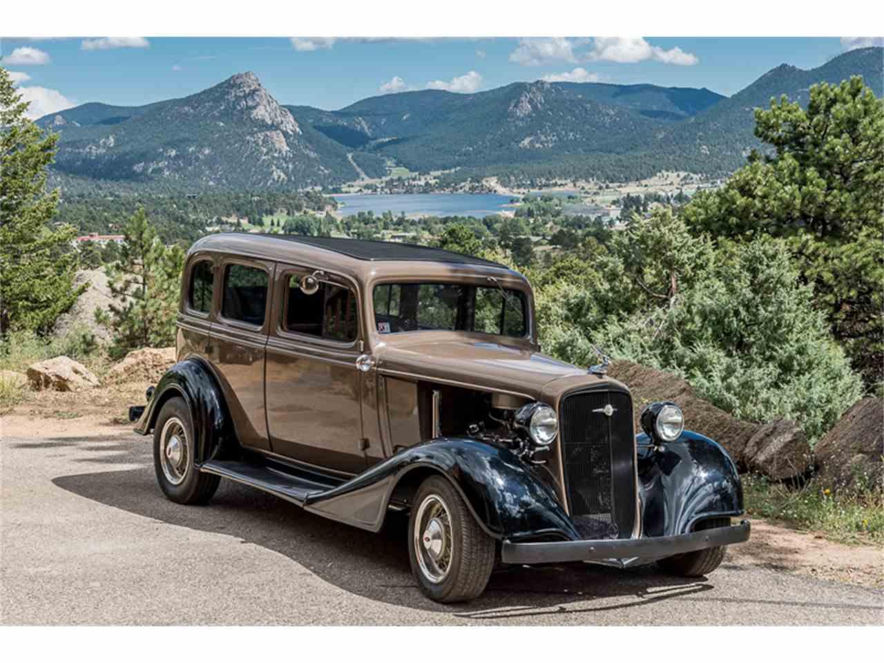 1934 Chevrolet Master for Sale | ClicCars.com | CC-1000118