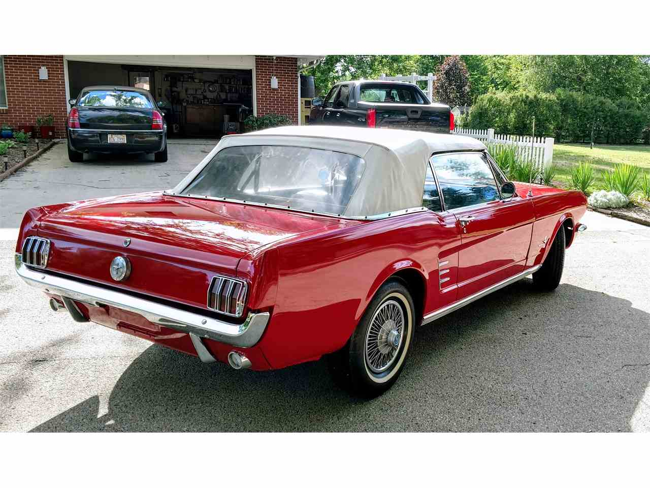 Large Picture of 1966 Ford Mustang - $20,000.00 - LFP4