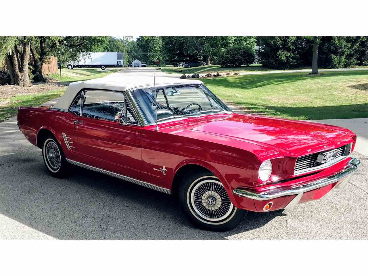Large Picture of 1966 Mustang - $20,000.00 - LFP4