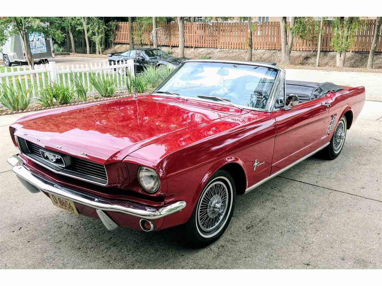 Large Picture of 1966 Ford Mustang located in Illinois - LFP4