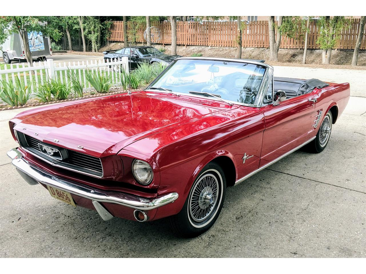 Large Picture of '66 Mustang - LFP4