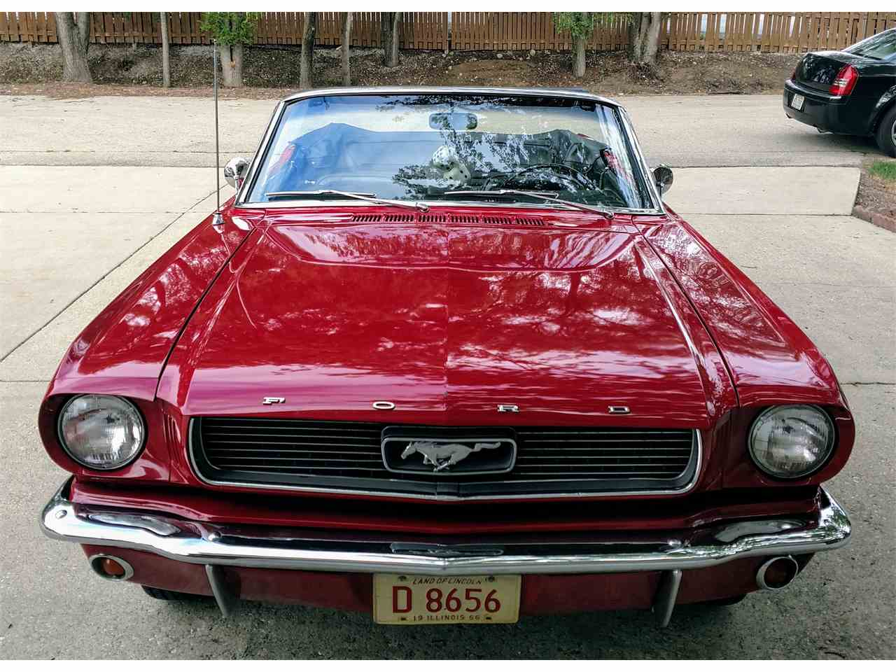 Large Picture of 1966 Mustang - LFP4