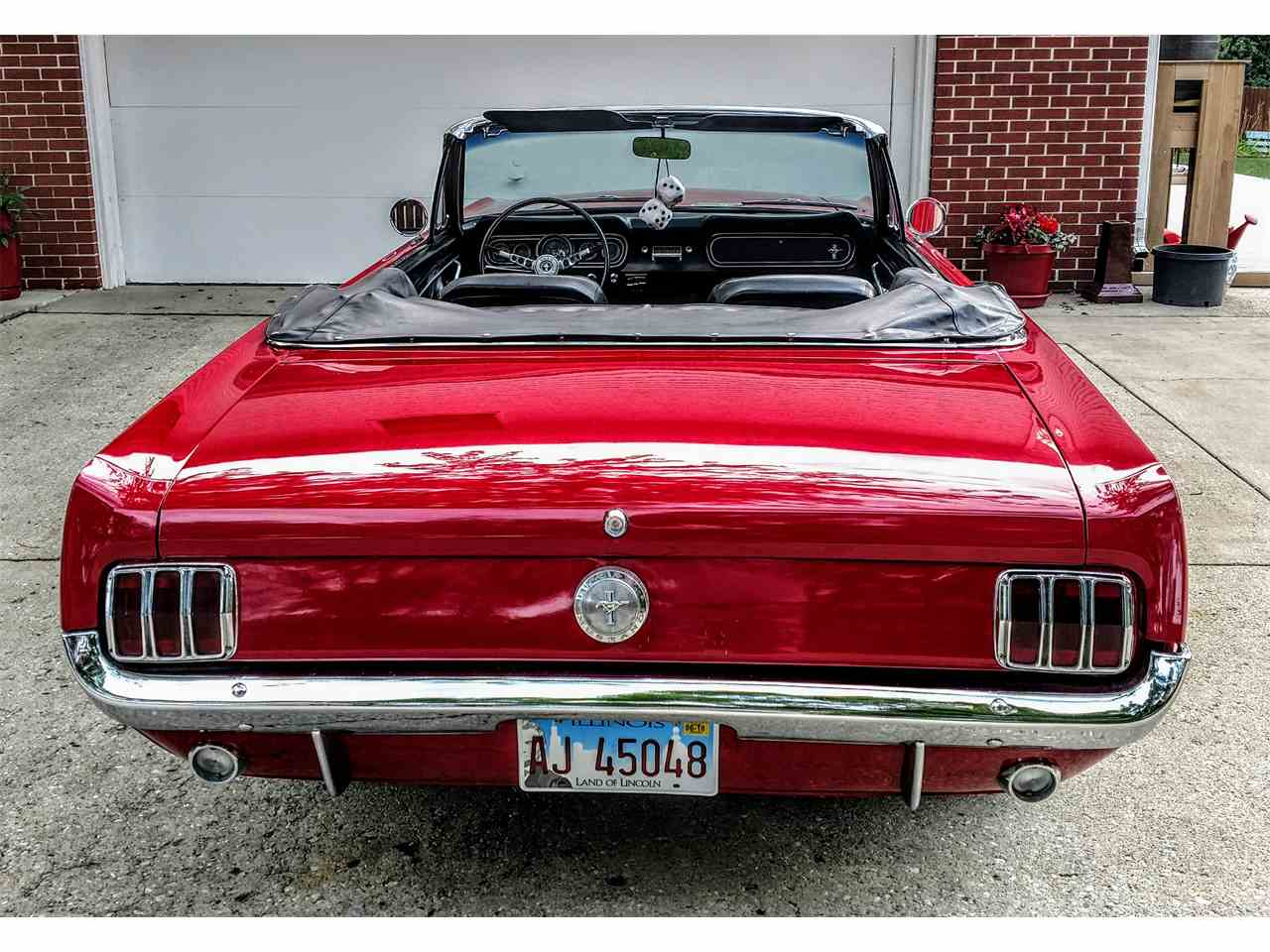 Large Picture of '66 Ford Mustang located in Illinois - $20,000.00 - LFP4