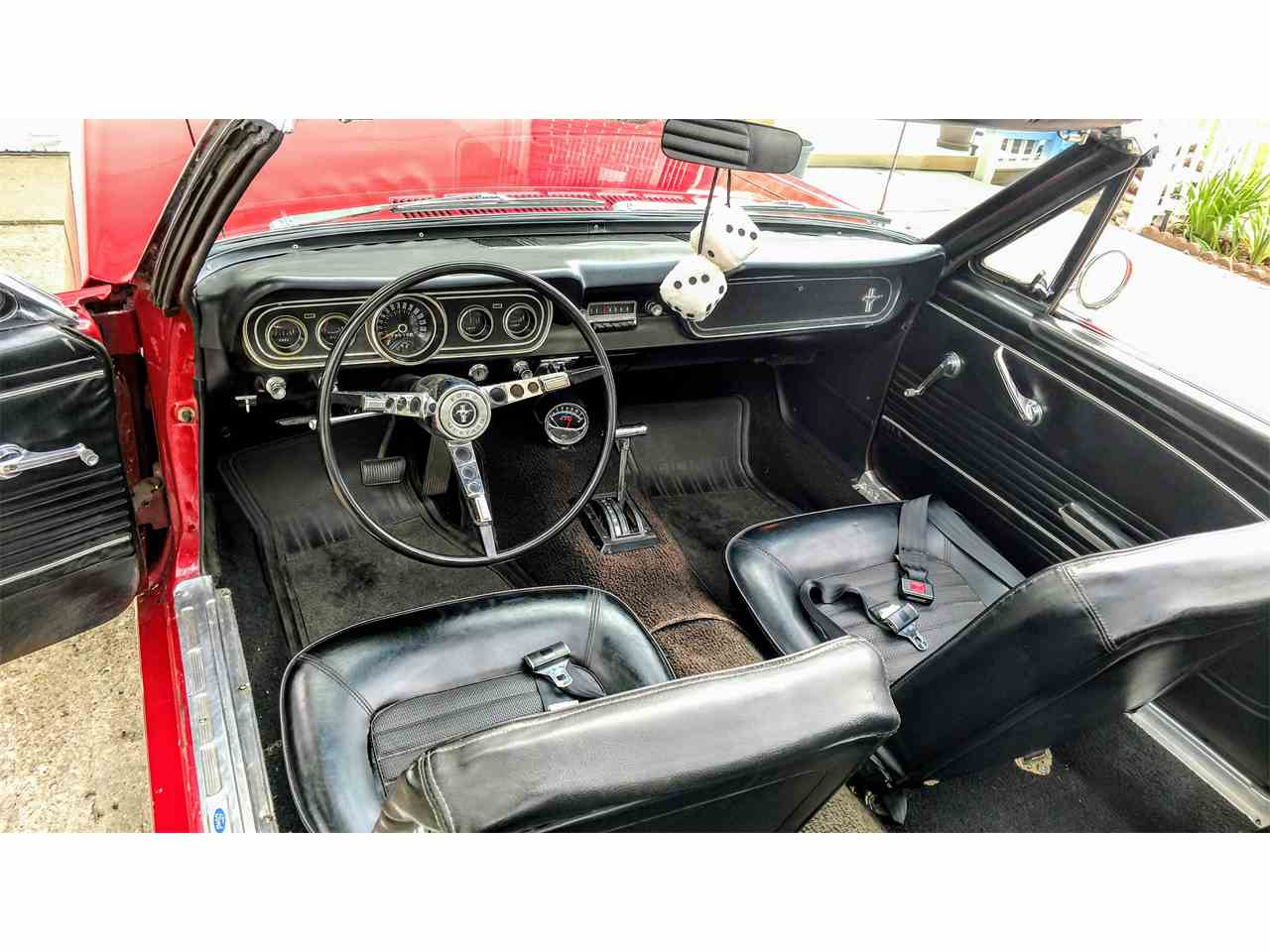 Large Picture of 1966 Ford Mustang - LFP4