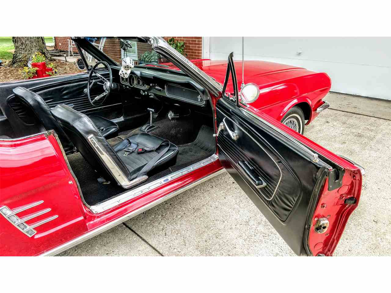 Large Picture of Classic '66 Mustang located in Illinois - $20,000.00 Offered by a Private Seller - LFP4