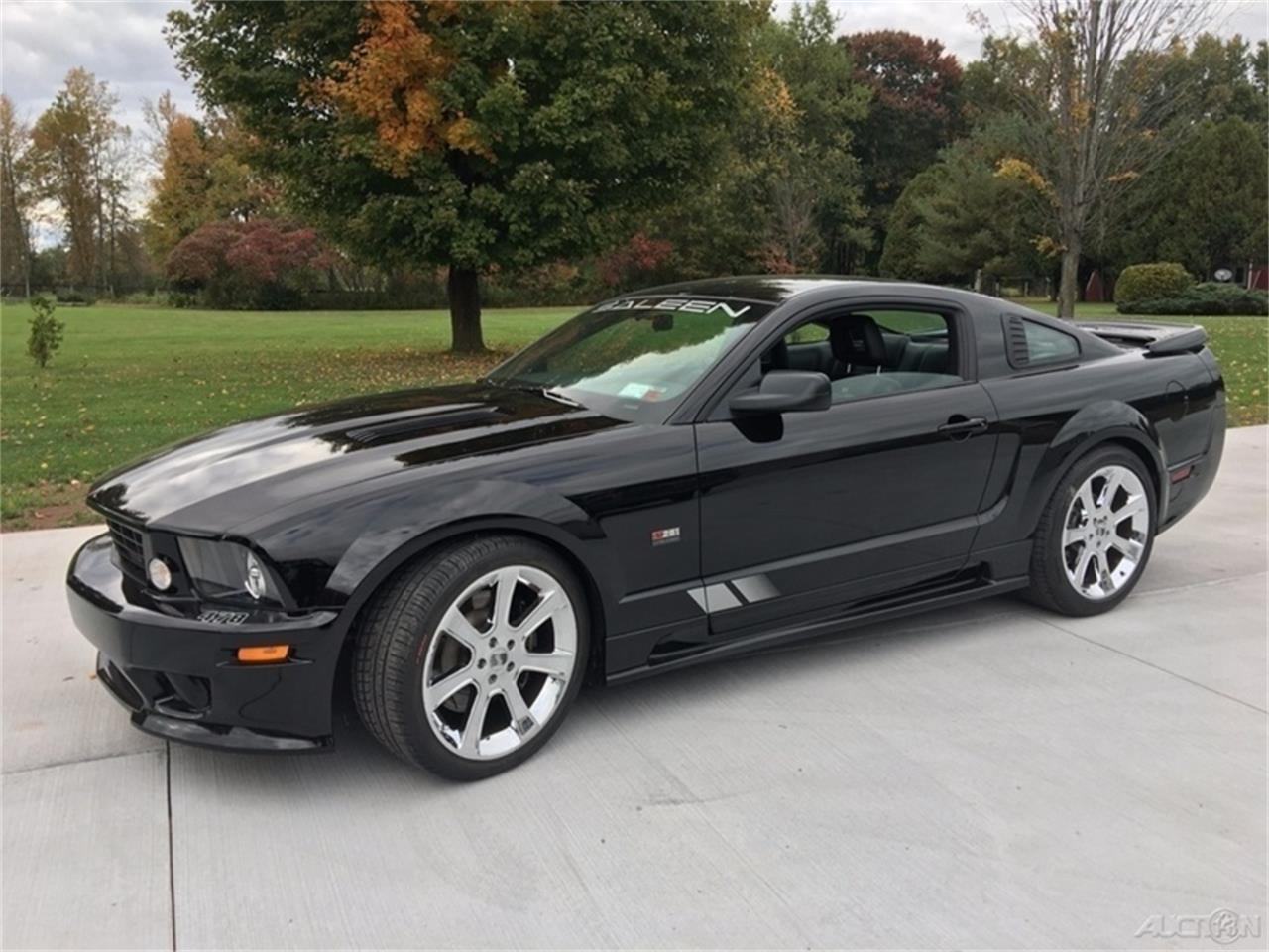 Large picture of 06 mustang saleen s281 supercharged lgj8
