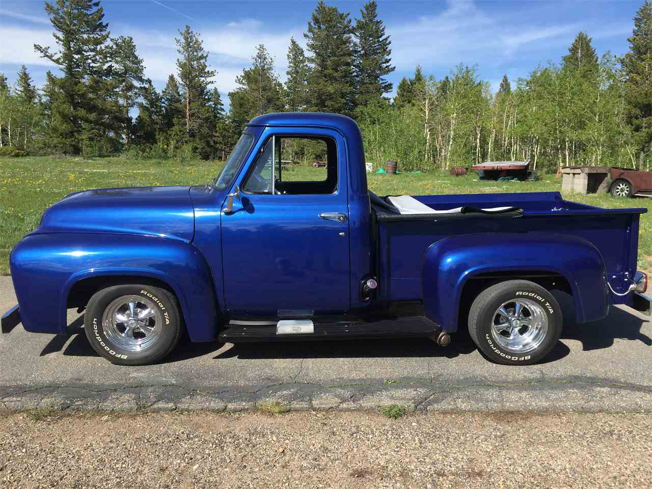 Large Picture of '54 F100 - LGJA
