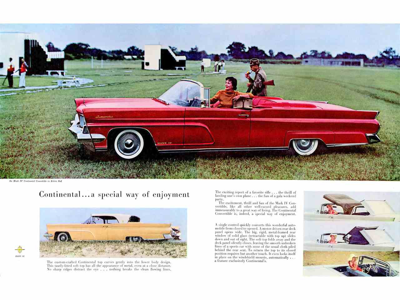Large Picture of '59 Continental - LGJG