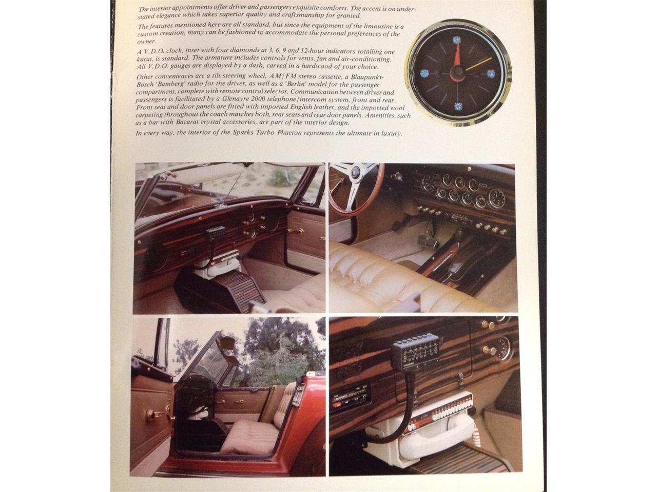 Large Picture of '79 Turbo Phaeton located in Queensland  Auction Vehicle Offered by a Private Seller - LGJN