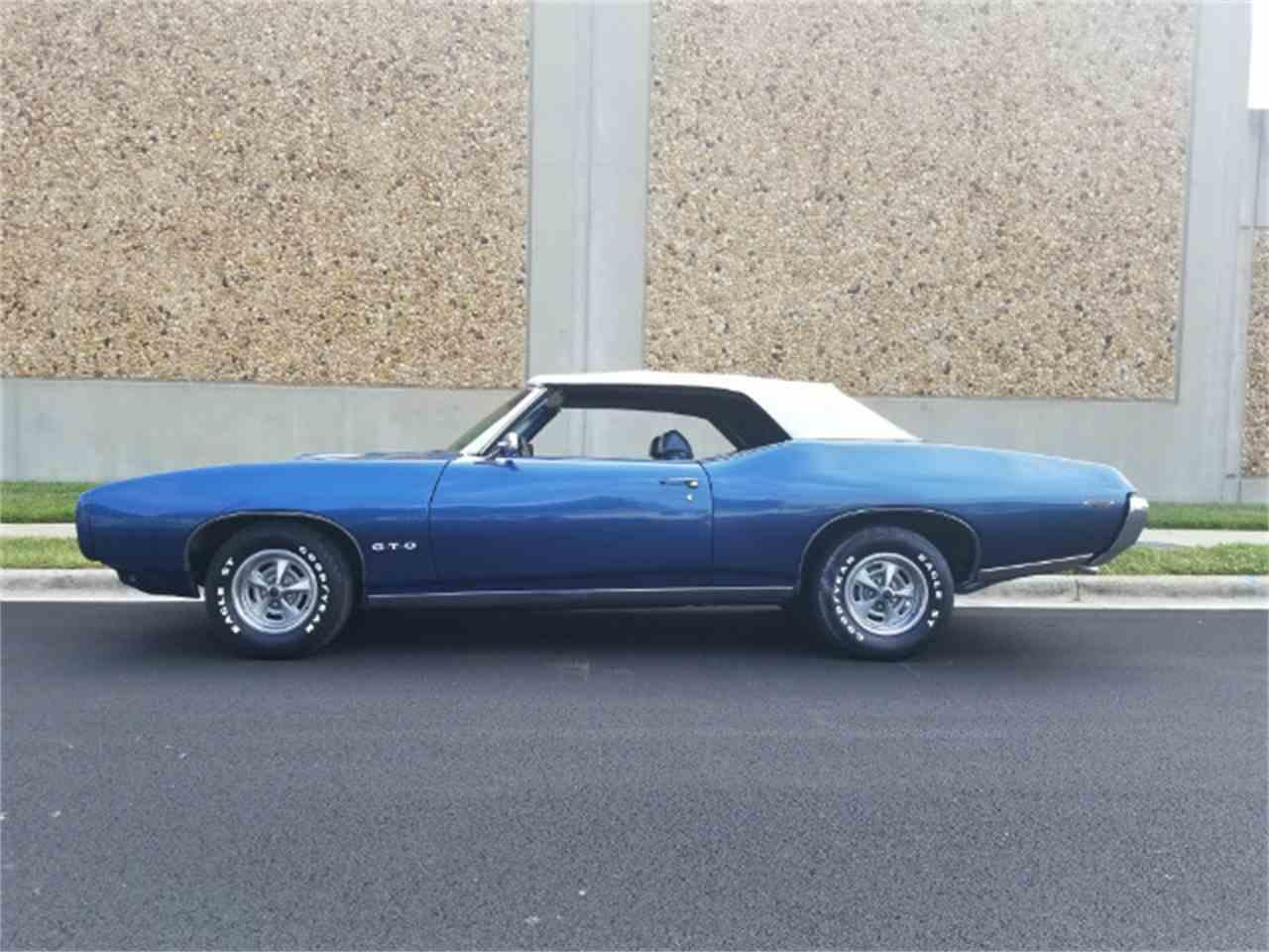 1969 Pontiac GTO for Sale | ClassicCars.com | CC-1001240