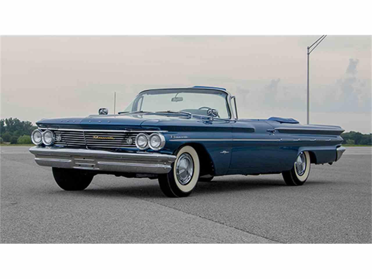 1960 Pontiac Bonneville For Sale Cc 1001281 Station Wagon Large Picture Of 60 Lgld