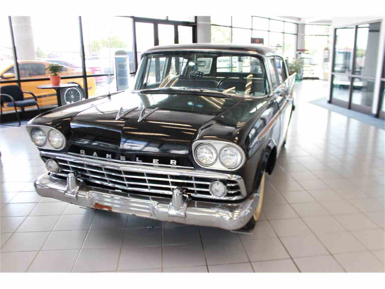 Large Picture of '59 Cross Country - LGN7