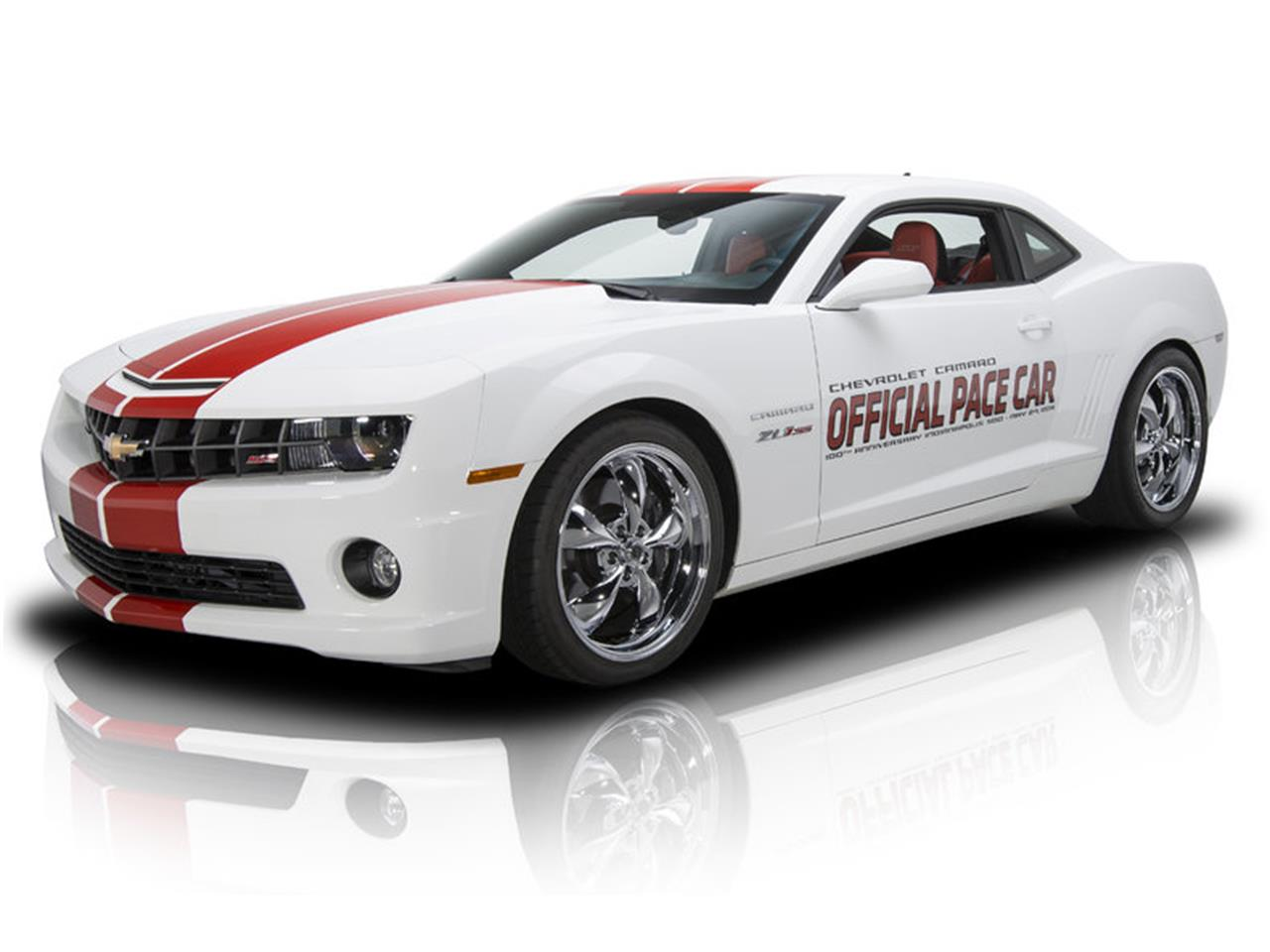 Large Picture of '11 Camaro SS - LGNS