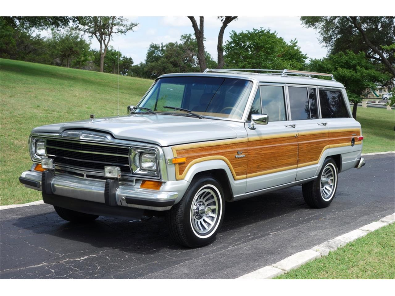 Large Picture of '86 Wagoneer - LGOC