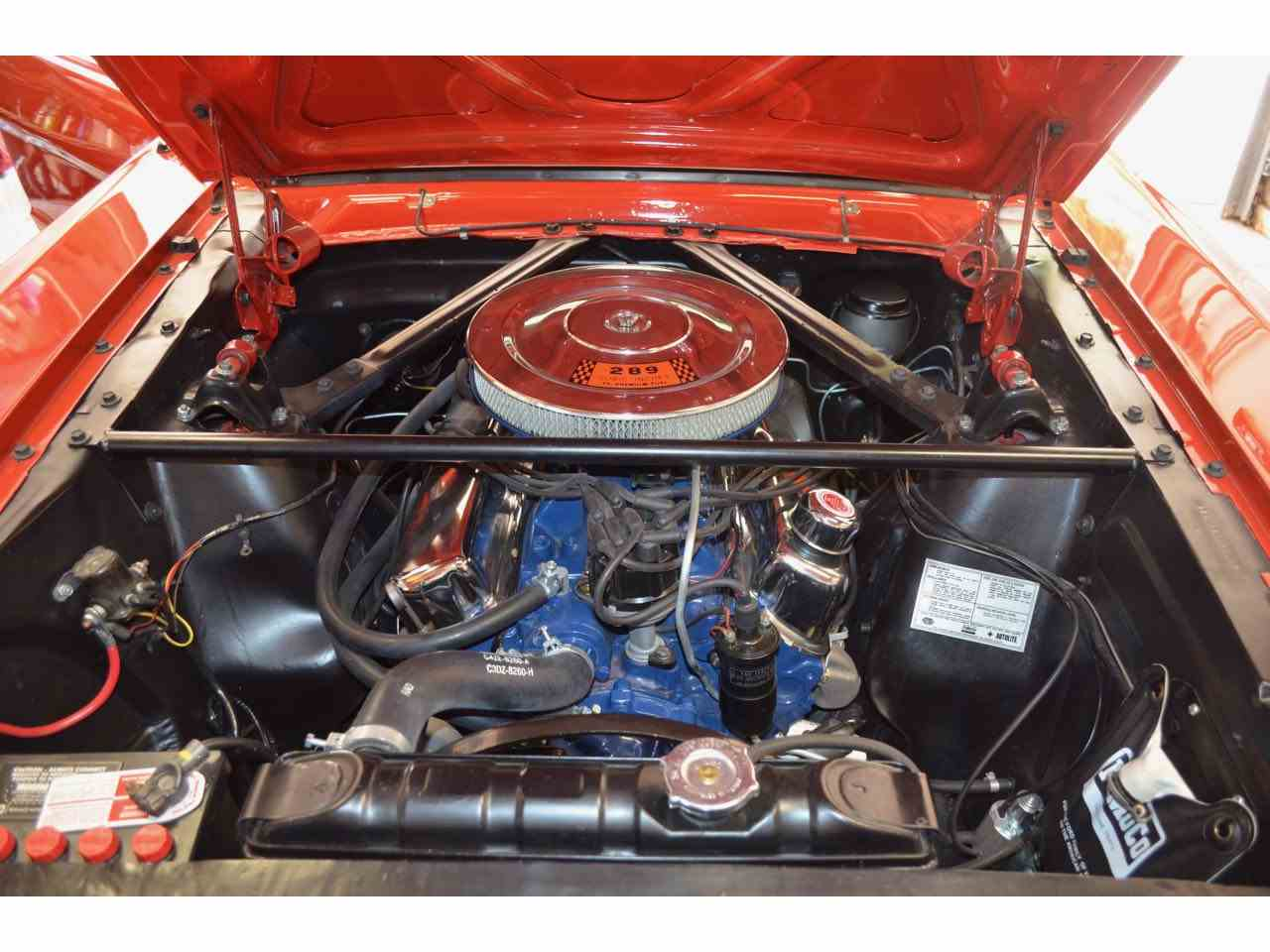 Large Picture of '66 Mustang - LGOI