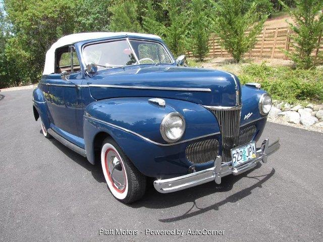 Picture of Classic '41 Ford Deluxe located in Grants Pass Oregon - LFM6