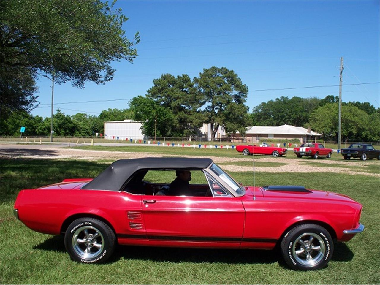 Large Picture of '67 Mustang - LGOQ
