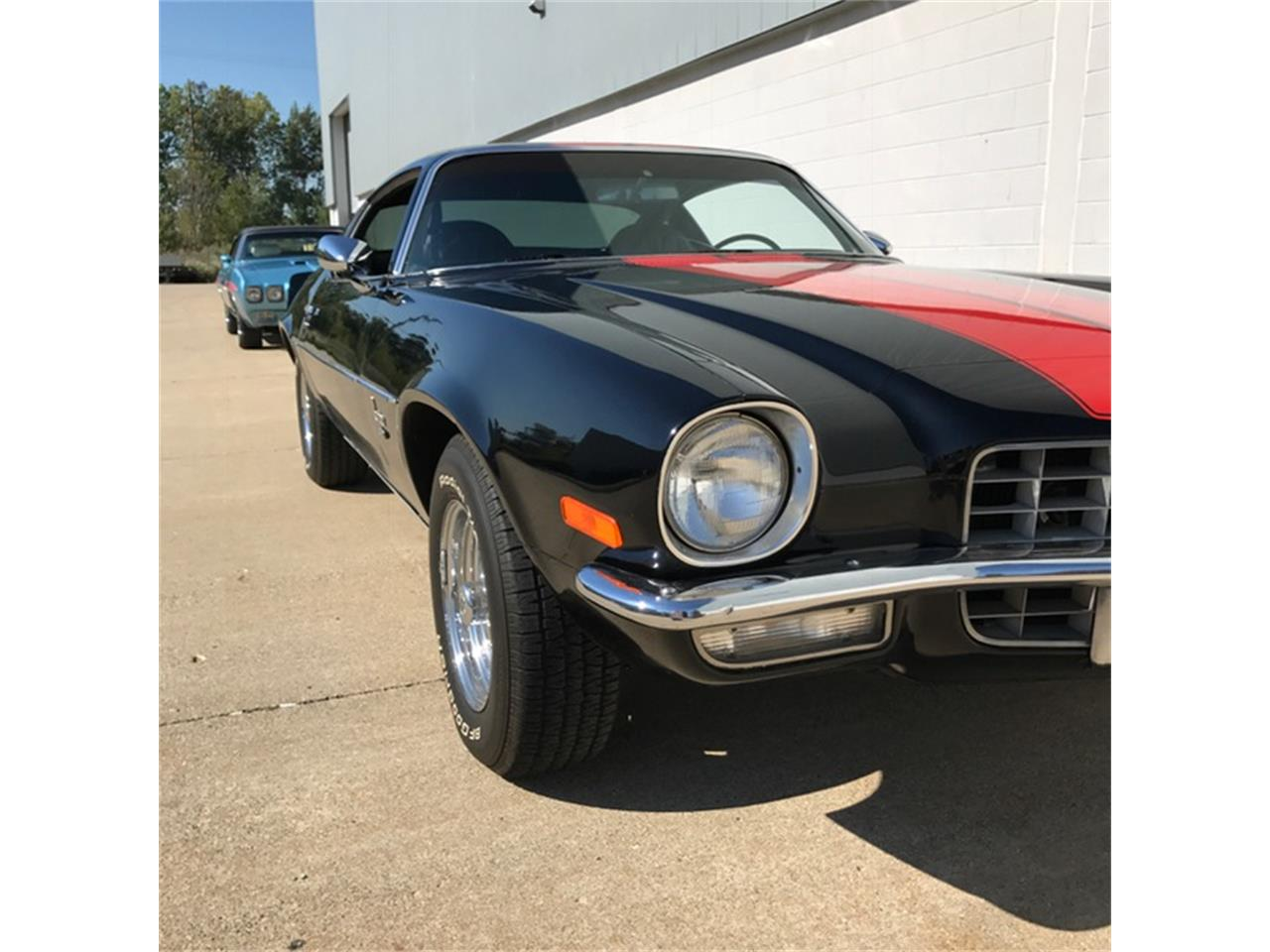 Large Picture of Classic 1972 Camaro located in Fort Myers/ Macomb, MI Florida - $18,900.00 - LGOR