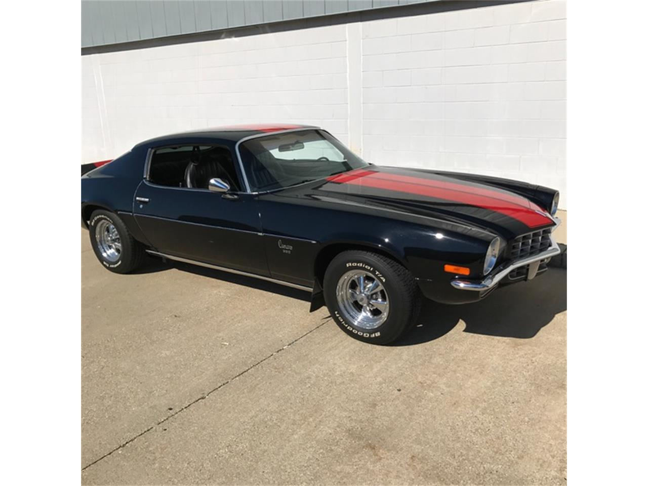 Large Picture of Classic 1972 Chevrolet Camaro Offered by More Muscle Cars - LGOR