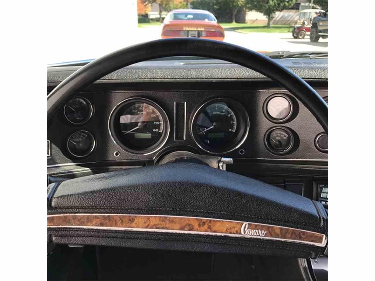 Large Picture of '72 Camaro - LGOR