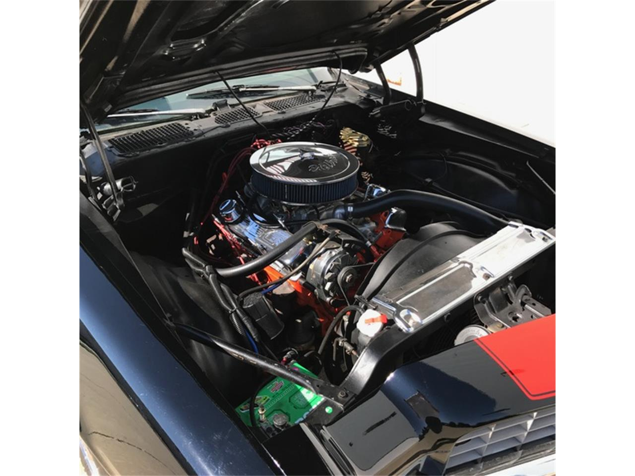 Large Picture of 1972 Chevrolet Camaro located in Fort Myers/ Macomb, MI Florida Offered by More Muscle Cars - LGOR