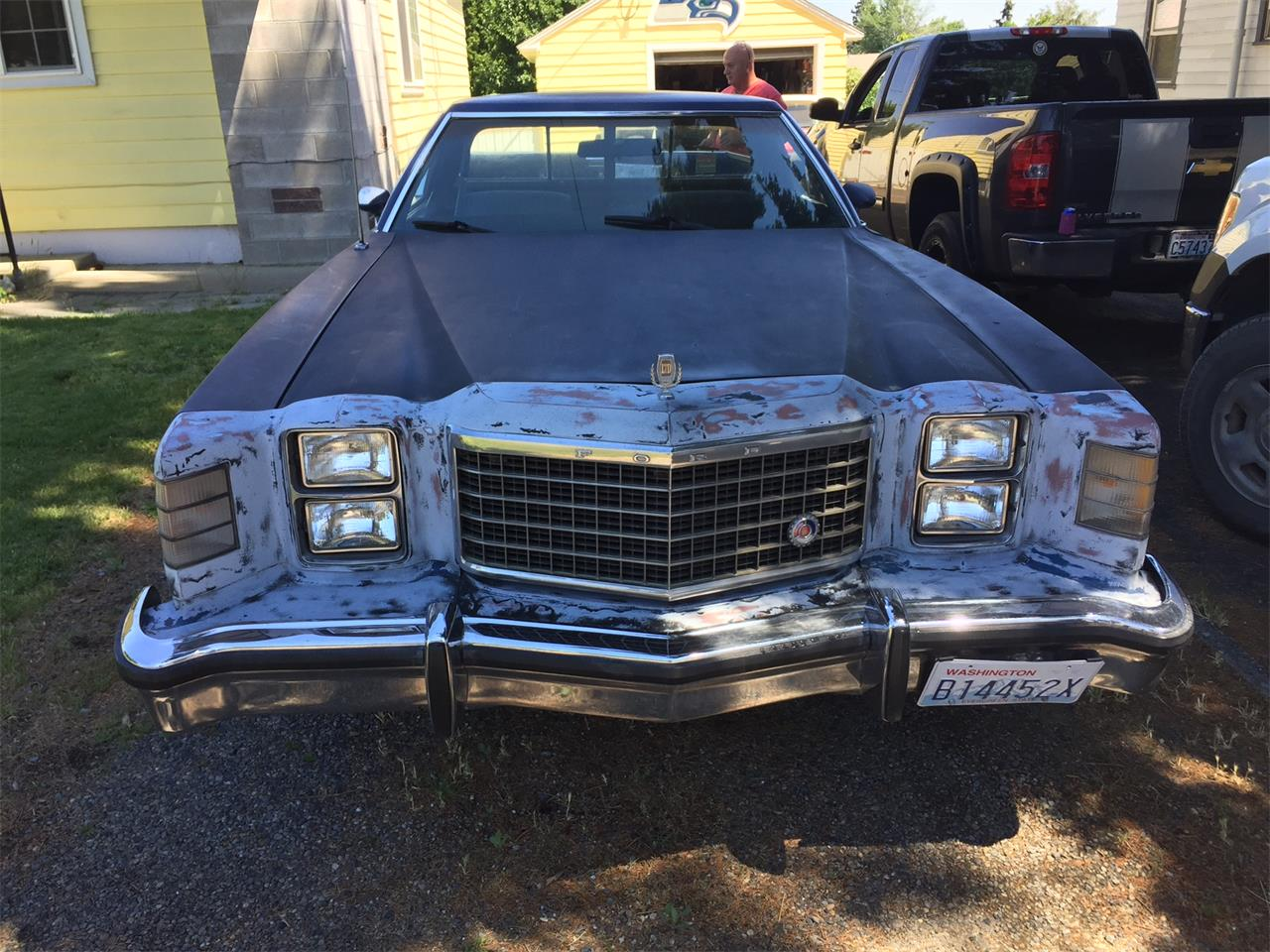 Large Picture of '77 Ranchero - LGOT