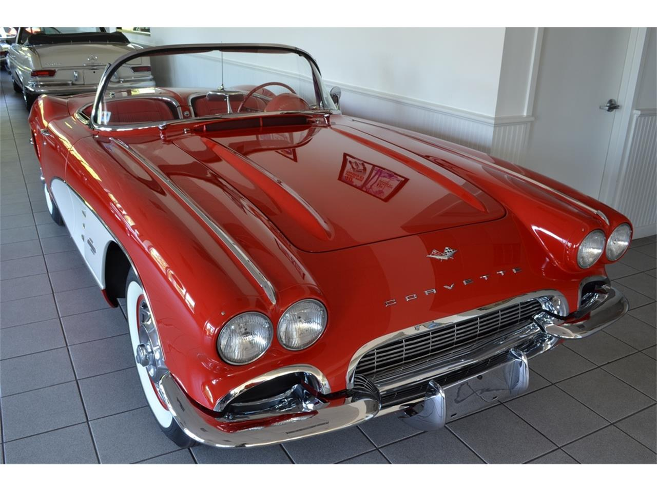 Large Picture of 1961 Corvette located in New York Offered by Aventura Motors - LGP0