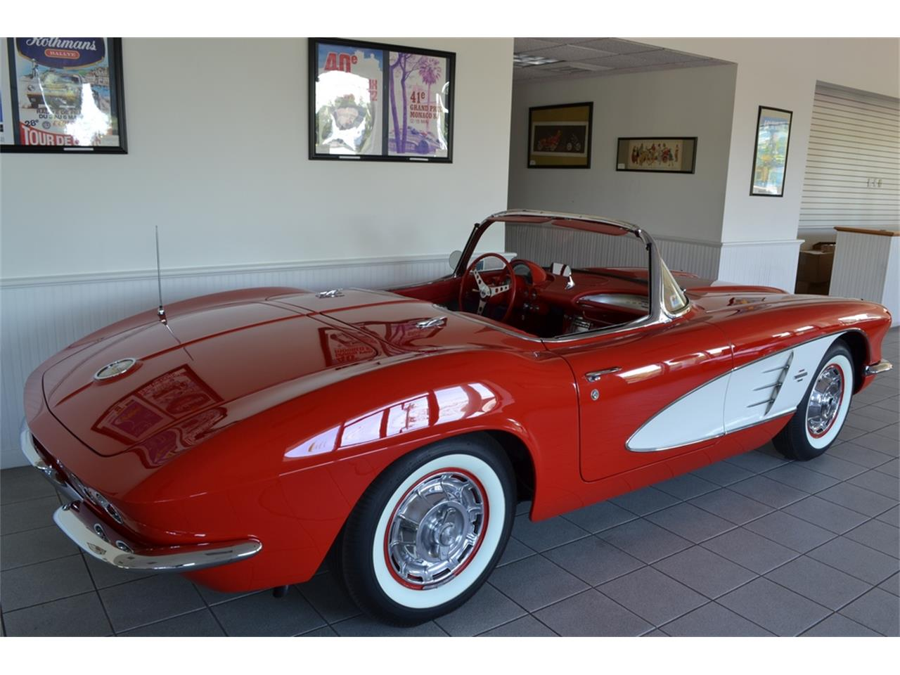 Large Picture of Classic '61 Corvette located in New York - $99,999.00 - LGP0