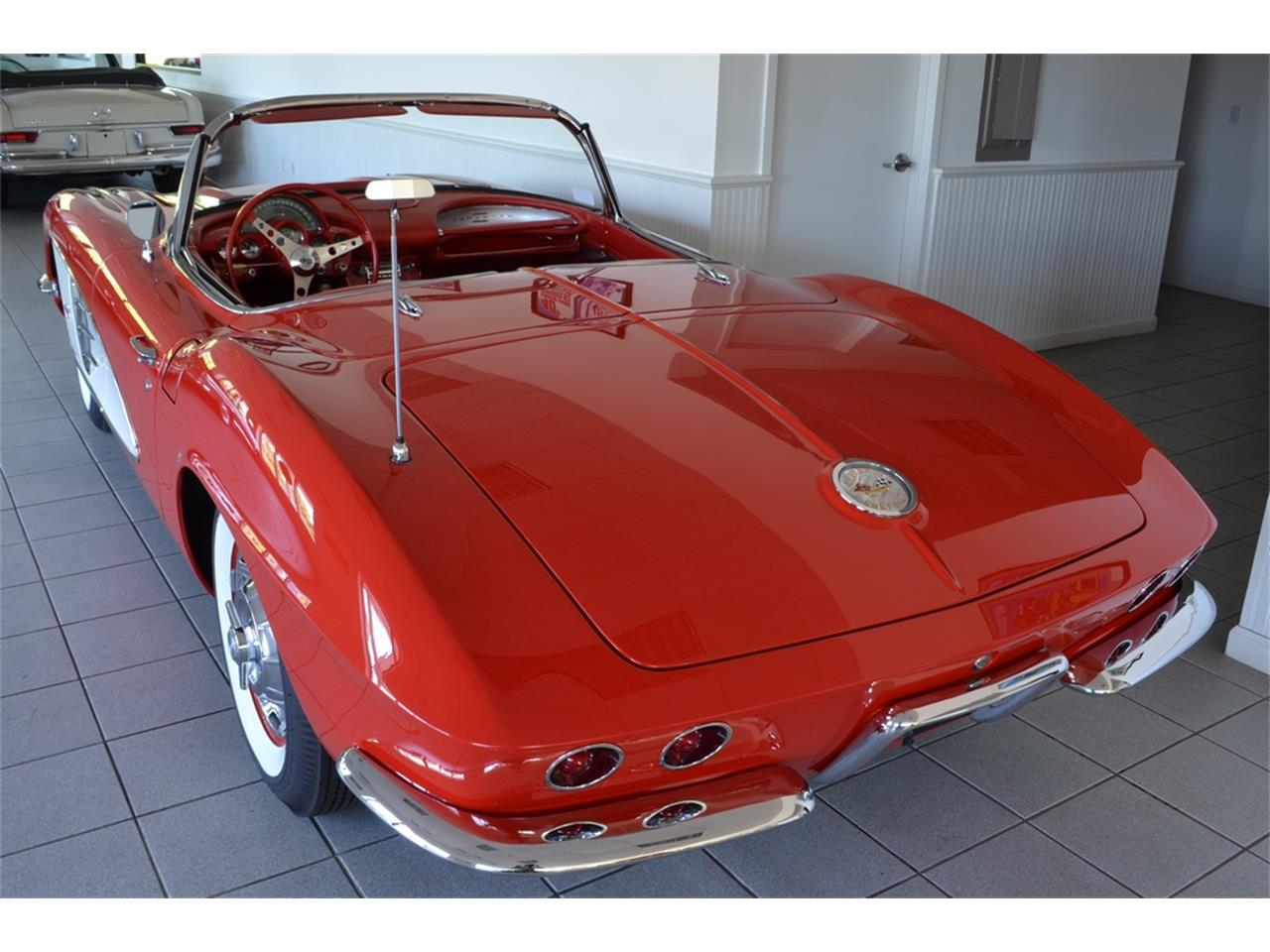 Large Picture of '61 Corvette Offered by Aventura Motors - LGP0