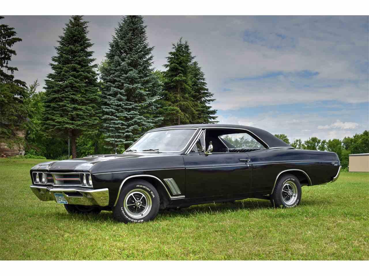 1967 buick gran sport for sale cc 1001429. Black Bedroom Furniture Sets. Home Design Ideas