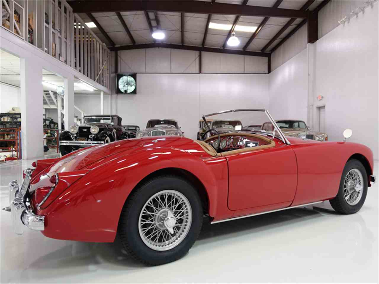Large Picture of '61 MGA - LGPO