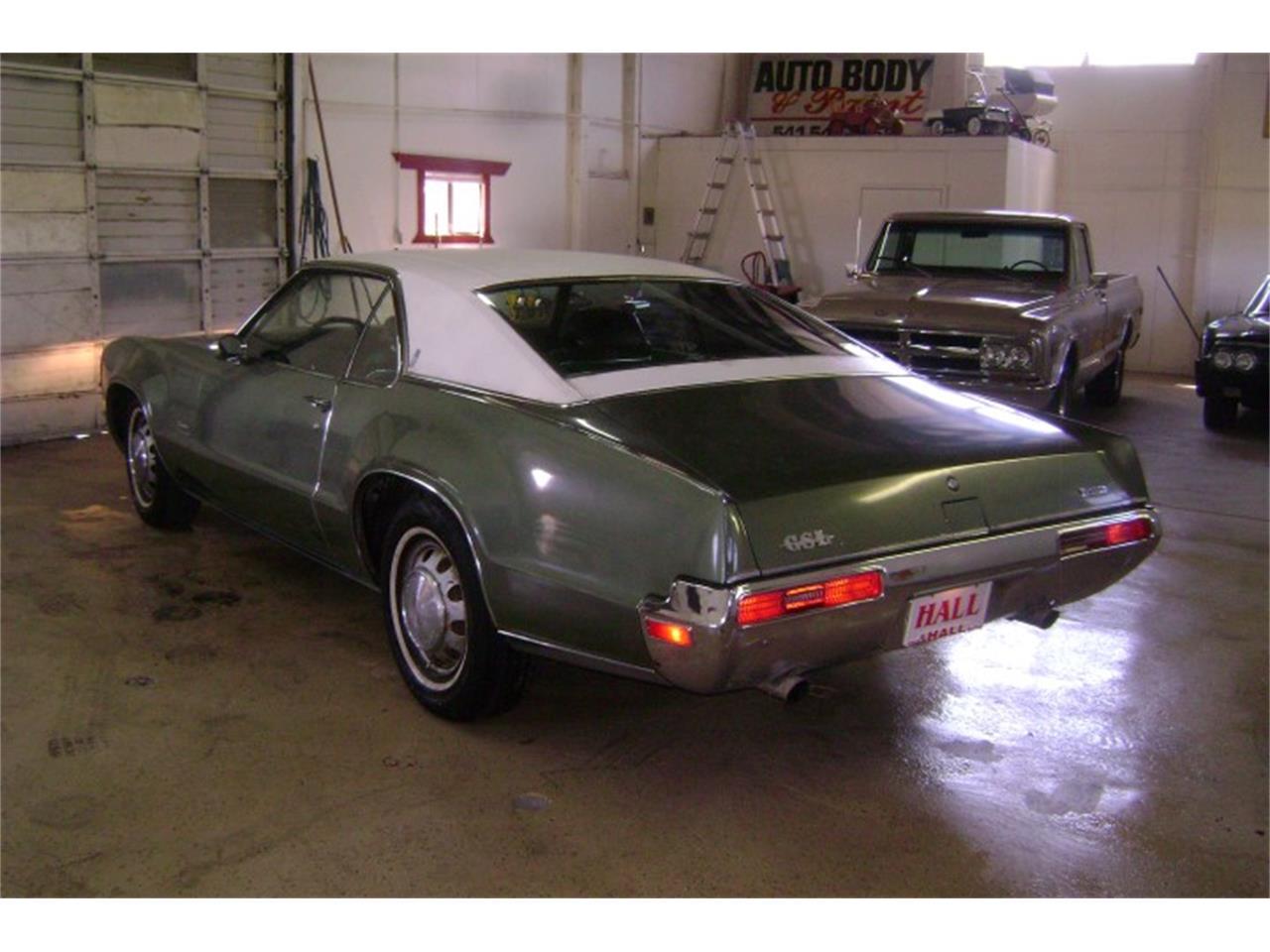 Large Picture of '70 Toronado - LGPQ
