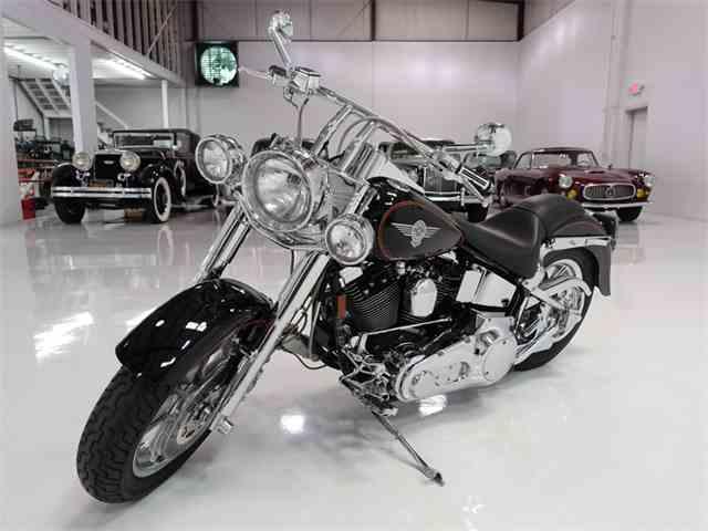 Picture of '93 Harley-Davidson Fat Boy Offered by Daniel Schmitt & Co. - LGPS