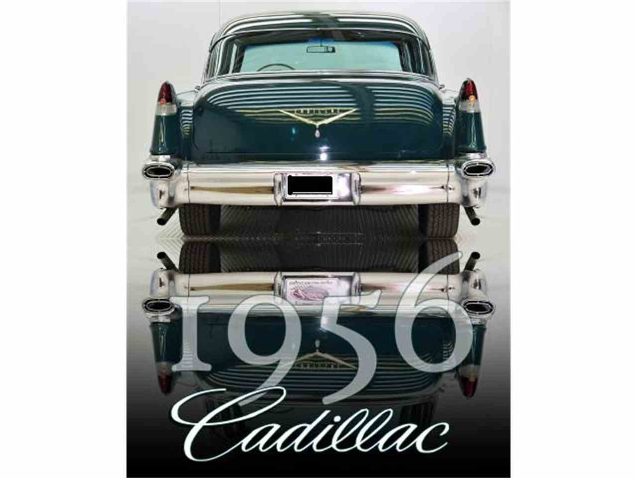 Large Picture of 1956 Cadillac Series 62 located in Fairfax Virginia - LGQ2
